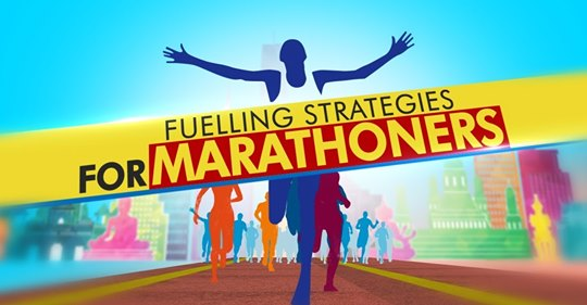 Running a marathon? Follow these fuelling strategies